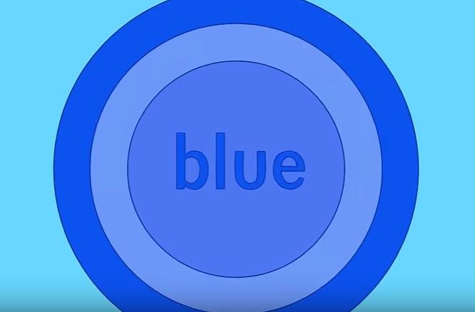 s-blue