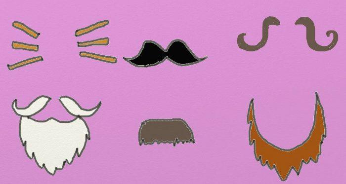 s-.beard,
