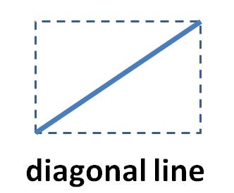 diagonal-line
