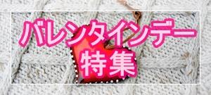 バレンタインデー特集サムネイル1