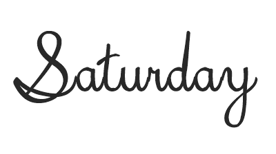 Saturdaycursive1