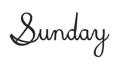 Sundaycursive1